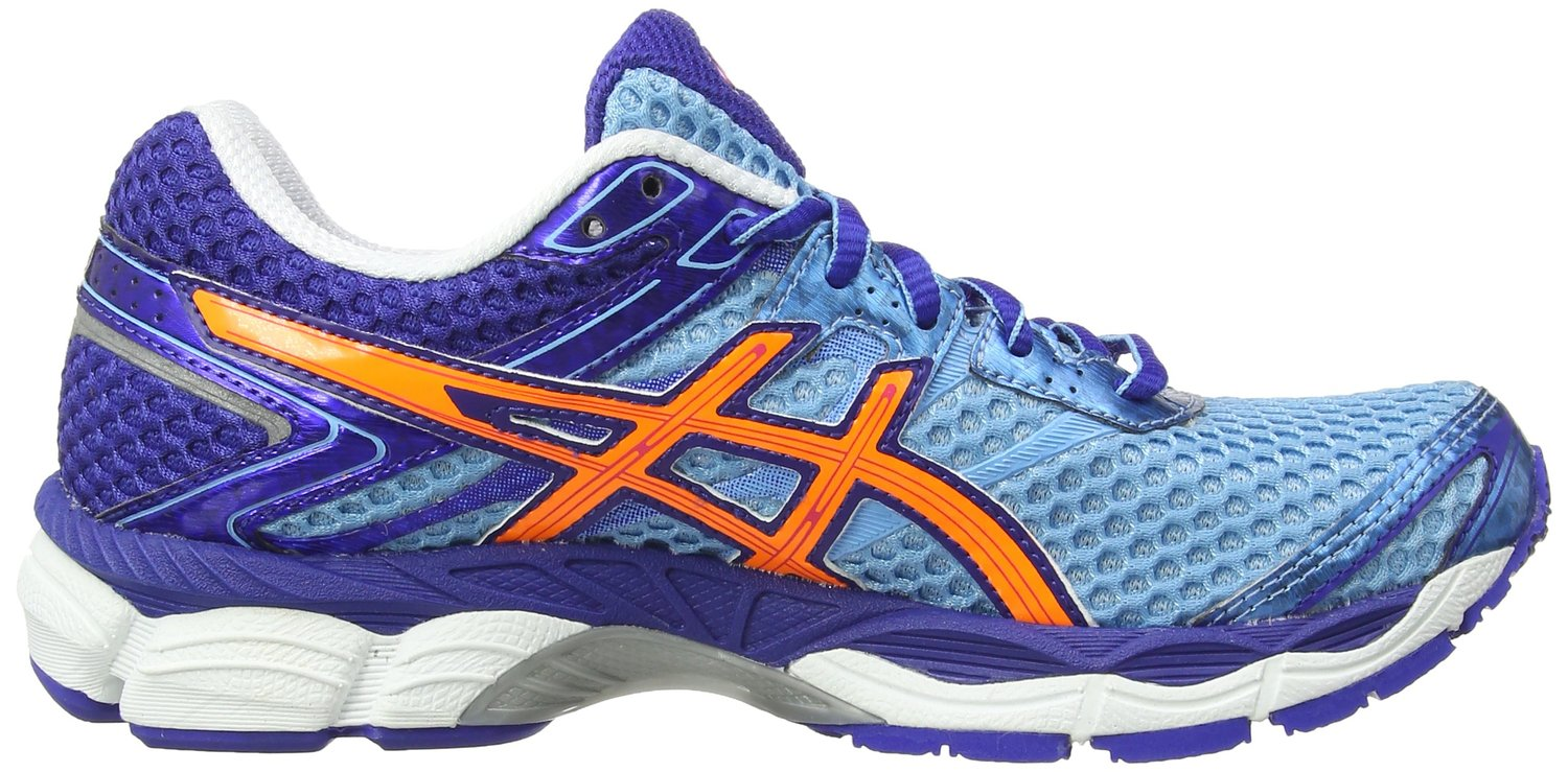 asics gel foundation 11 bleu