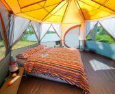 Grande tente de camping : modèles, avantages et avis