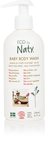 Naty Baby Lavage du Corps