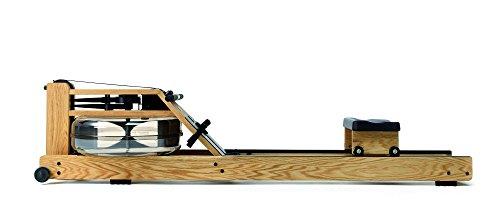 WaterRower Rameur Chêne avec moniteur S4