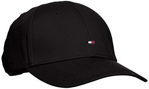 Tommy Hilfiger E367895041083 - Casquette de Baseball - Homme - Noir (Flag Black) - Taille unique (Taille fabricant: One Size)