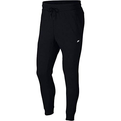 Nike M NSW Optic JGGR Pantalon de Sport Homme, Black, FR (Taille Fabricant : XS)