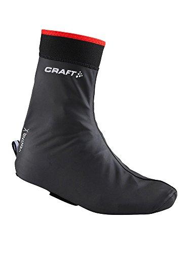 CRAFT CR1902999 sur-Chaussures de vélo Homme, 9430 Noir/Rouge, FR (Taille Fabricant : 43-45)