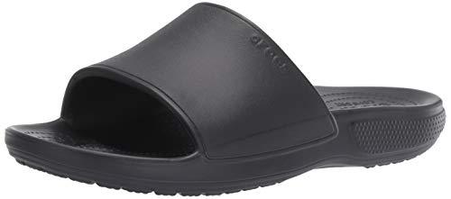 Crocs Classic Ii Slide, Sandales Bout Ouvert Mixte Adulte, Noir (Black 001), 45/46 EU