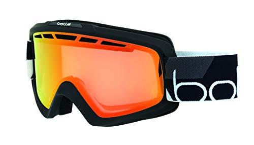 Bollé - NOVA II - Masque de Ski - Mixte - Adulte - Noir Mat - M/L