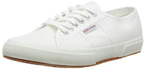 Superga 2750 Cotu Classic, Baskets mixte adulte - Blanc (901 White) - 43 EU