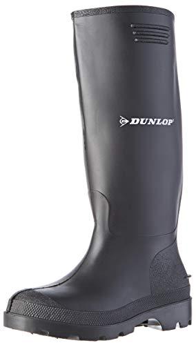 Dunlop Protective Footwear Pricemastor, Bottes de pluie Mixte Adulte, Noir (Black), 42 EU