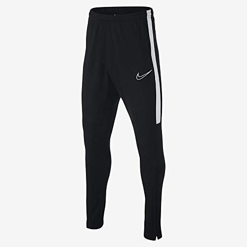 Nike B NK Dry ACDMY Pant KPZ Pantalon de Sport Garçon, Black/White/(White), FR (Taille Fabricant : XL)