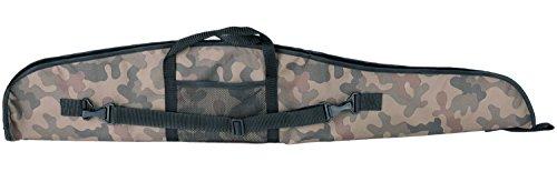 Housse pour arme avec lunette, Fourreau de transport pour carabine 120cm Vert [015/2]