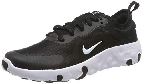 Nike Renew Lucent (GS), Sneakers Basses Mixte Enfant, Noir (Black/White 001), 40 EU