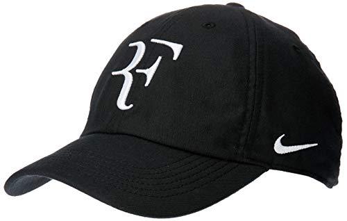Nike RF U NK Arobill H86Casquette pour Homme Taille Unique Noir/Blanc