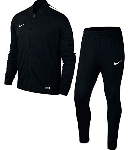 Nike - Academy 16 - Survêtement - Unisexe-Jeunesse - Noir (Black/Black/White/White) - L