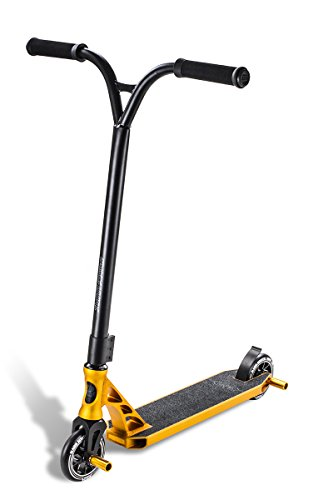 Slamm Urban 7 Extreme Scooter Gold-O/S