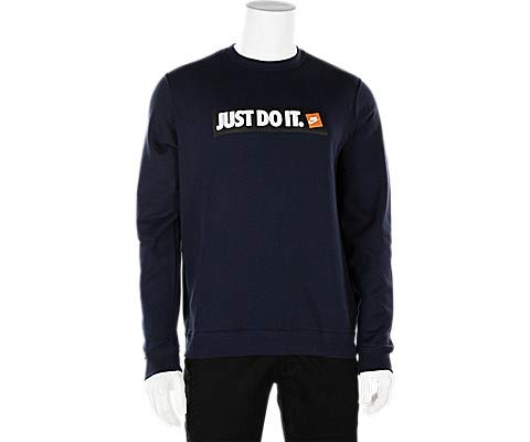 Nike Sportswear Sweat-Shirt à Capuche Homme, Obsidian, M