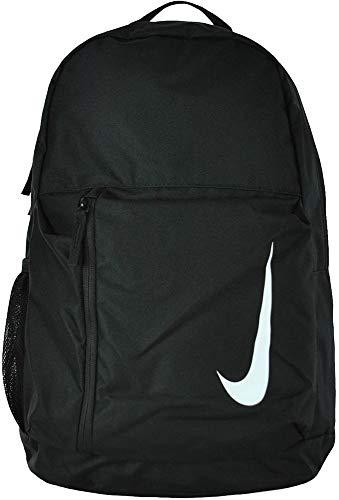 Nike Y NK Acdmy Team Bkpk Sac à Dos Mixte Adulte, Noir Black/White, 15x24x45 Centimeters (W x H x L)