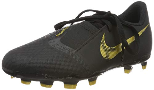 newest 360ba 6ec88 Nike Jr Phantom Venom Academy FG Chaussures de Football Mixte Enfant,  Multicolore (Black