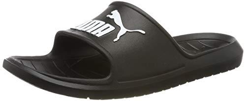 Puma Divecat v2, Chaussures de Plage & Piscine Mixte Adulte, Noir Black White, 42 EU