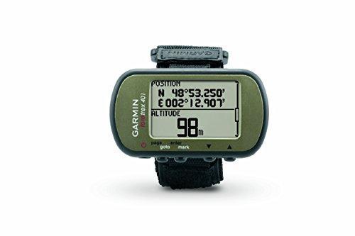 Garmin Foretrex 401 Waterproof Hiking GPS (Renewed)