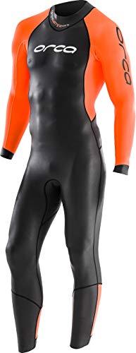 Orca Core Openwater Combinaison Une pièce Homme, Black