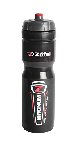 Zéfal Magnum 1L Bidon grande-couvercle vissable Noir 1 L