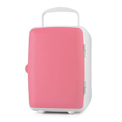 AEROBATICS - Glacière thermoélectrique Portable pour réfrigérateur de Voiture et Camping, Rose Bonbon,