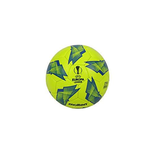Molten Réplique du UEFA Europa League–1710Modèle Ballon de Match Officiel Size 5 Jaune