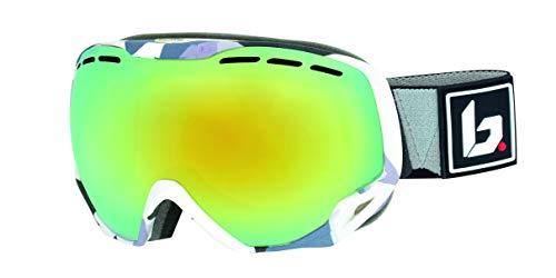 Bollé - EMPEROR - Masque de Ski - Mixte Adulte - Montagne Noire Mat - M/L