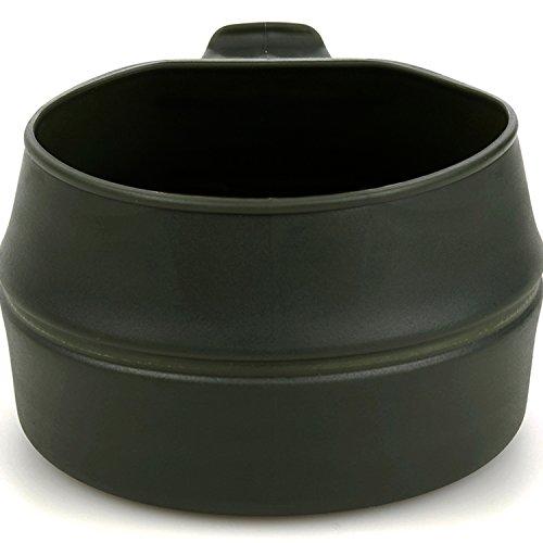 Bol pliant Fold-A-Cup Big Noir - Wildo