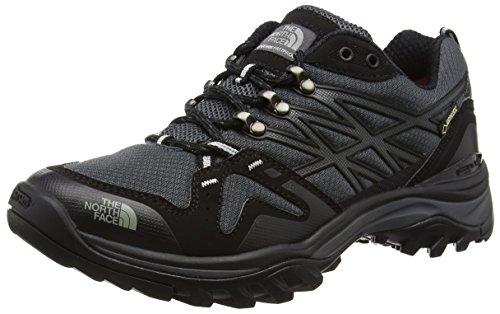 The North Face  Hedgehog Fastpack Gore-Tex, Chaussures de Randonnée Basses homme - Gris - Grey (Tnf Black/High Rise Grey C4V), 47