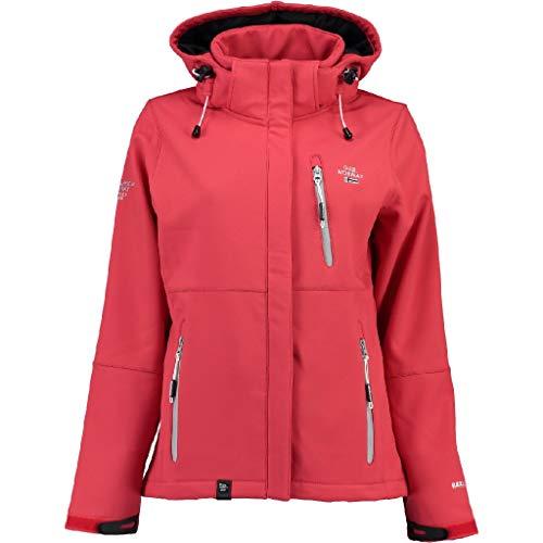 Geographical Norway Blouson Tchika Femme Softshell Jacket Anapurna Woman - Orange - S