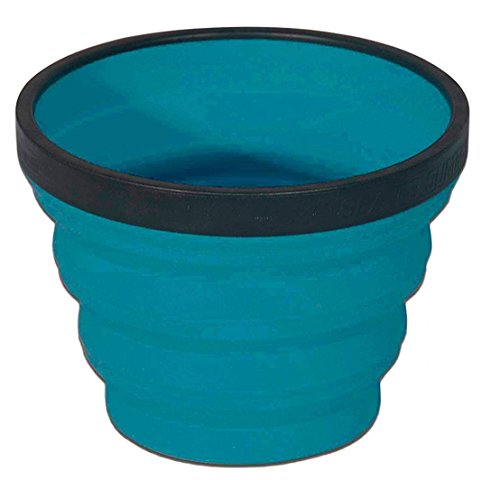 Tasse pliable XCUP Sea to Summit turquoise