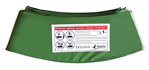 Kangui - Coussin de Protection pour Trampoline Ø 305 cm