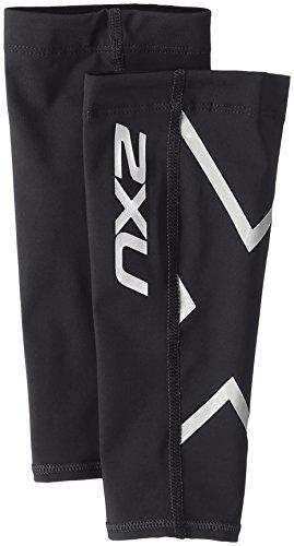 2XU Protège-Mollets de Compression Unisexe M Noir/Noir