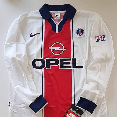 Nike PSG Paris Saint Germain Maillot Jersey Player Issue Vintage 1997/98 Original New Homme L
