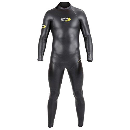 Osprey pour Homme en Nylon Longueur complète Combinaison de Triathlon M Noir