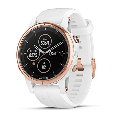 Garmin Montre Fénix 5S Plus