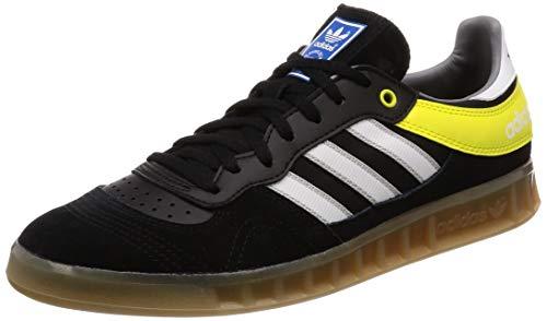 adidas Top, Chaussures de Handball Homme, Noir (Negbás/Ftwbla/Amasho 0), 42 2/3 EU