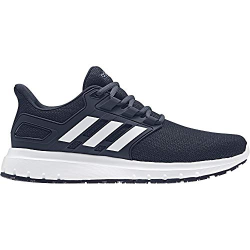 adidas Energy Cloud 2, Chaussures de Running Homme, Bleu (Collegiate Navy/Footwear White/Noble Indigo 0), 43 1/3 EU