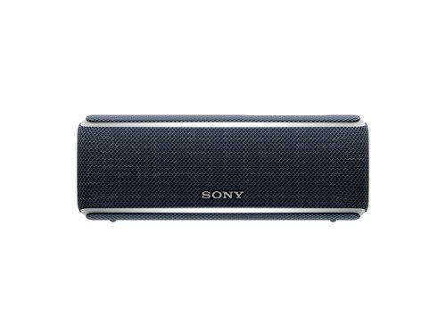 Sony SRS-XB21 Enceinte portable sans fil Bluetooth Waterproof avec effet lumineux - Noir