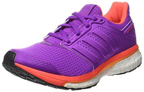 adidas supernova glide 8 w - Chaussures de course pour Femme, Violet, Taille: 38