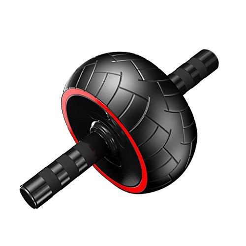 FJL@ GL Équipement d'exercice de Muscle Abdominal Maison équipement Abdominal Rouleau Roue de Remise en Forme pour Les Hommes et Les Femmes (Couleur : #1)