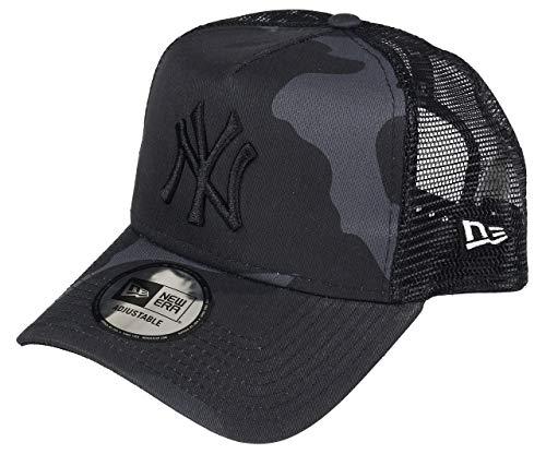 New Era New York Yankees 9 Forty Trucker Cap - Camo