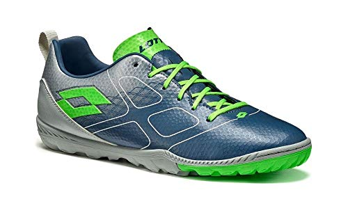 Lotto Maestro 700 TF, Chaussures de Football Homme, Bleu (Blu Cit/Mint FL 000), 42 EU