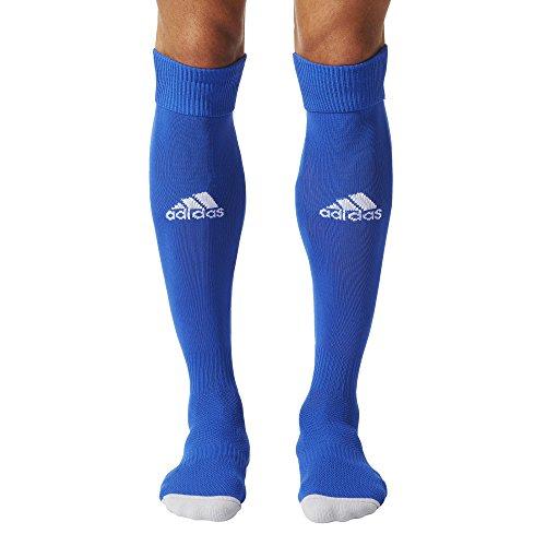 adidas - AJ5907 - Chaussettes - Homme - Multicolore (Bleu/Blanc) - 40-42 EU