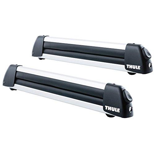 Thule 727000 Porte-skis Deluxe en Aluminium pour 6 paires de Skis
