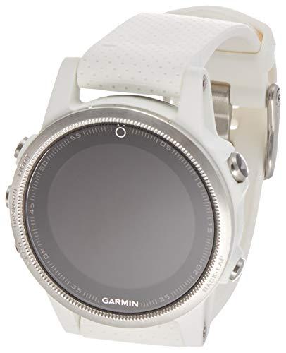 Garmin Fēnix 5S - Montre GPS Multisports Outdoor - Silver avec Bracelet Silicone