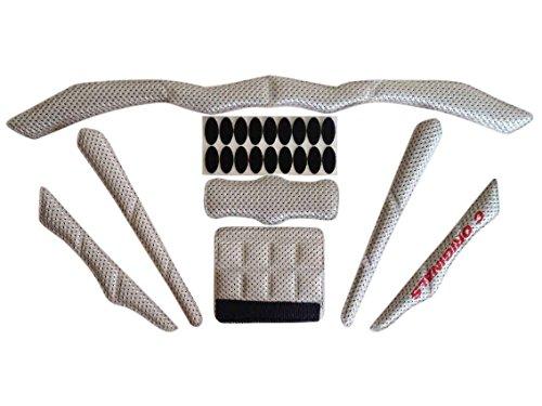 C Originals S380 universel Casque de vélo ensemble de tampons de rechange Taille unique