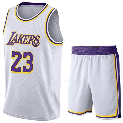 NG&SPORTS James, Camiseta de baloncesto, Lakers, Camiseta Deportiva, Chaleco transpirable de secado rápido