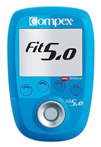 Compex Fit 5.0 Electrostimulateur Bleu