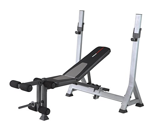 Weider 340 LC Banc de musculation inclinable multipositions
